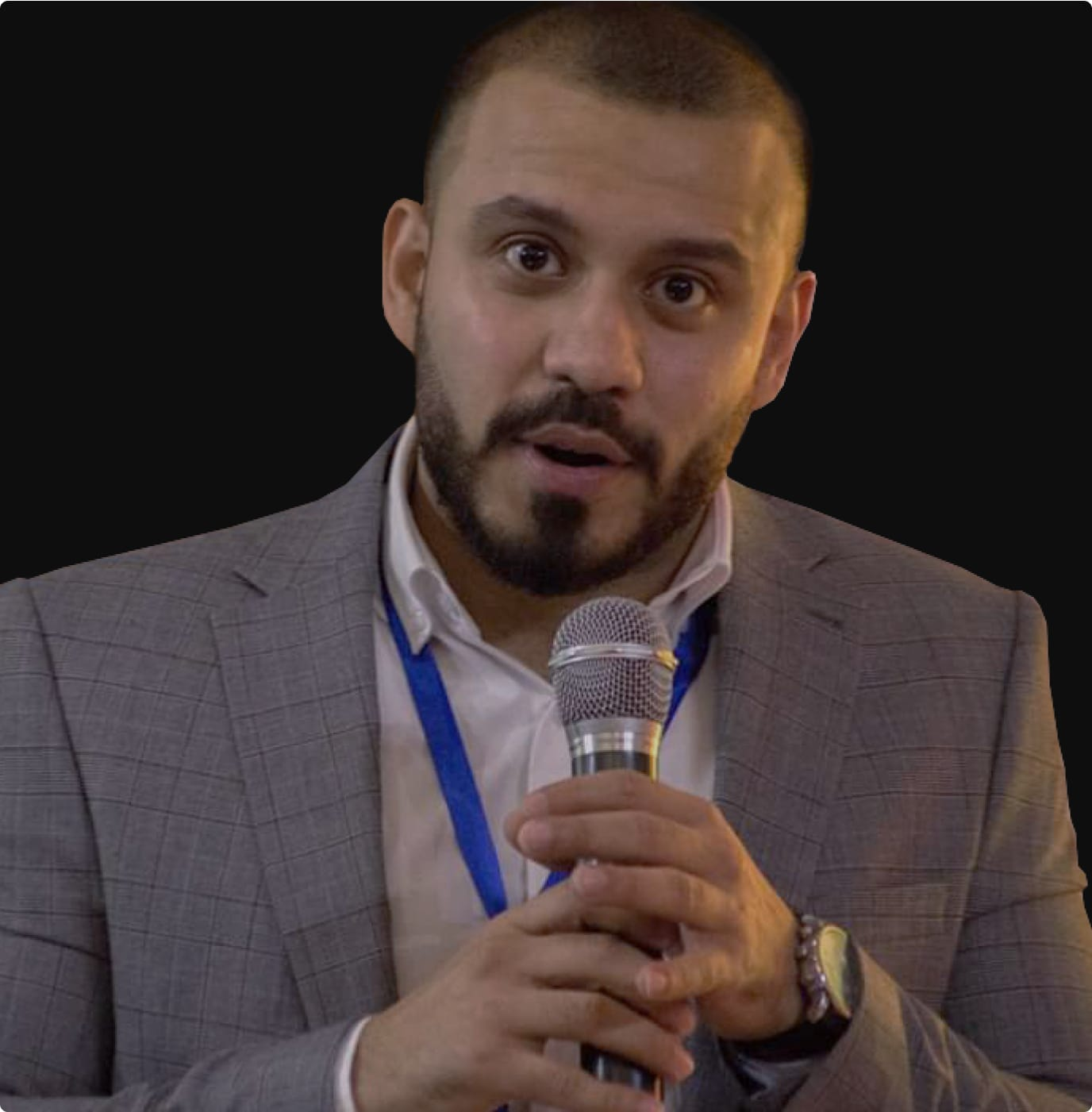 Shayan Sohail, Founder & CTO